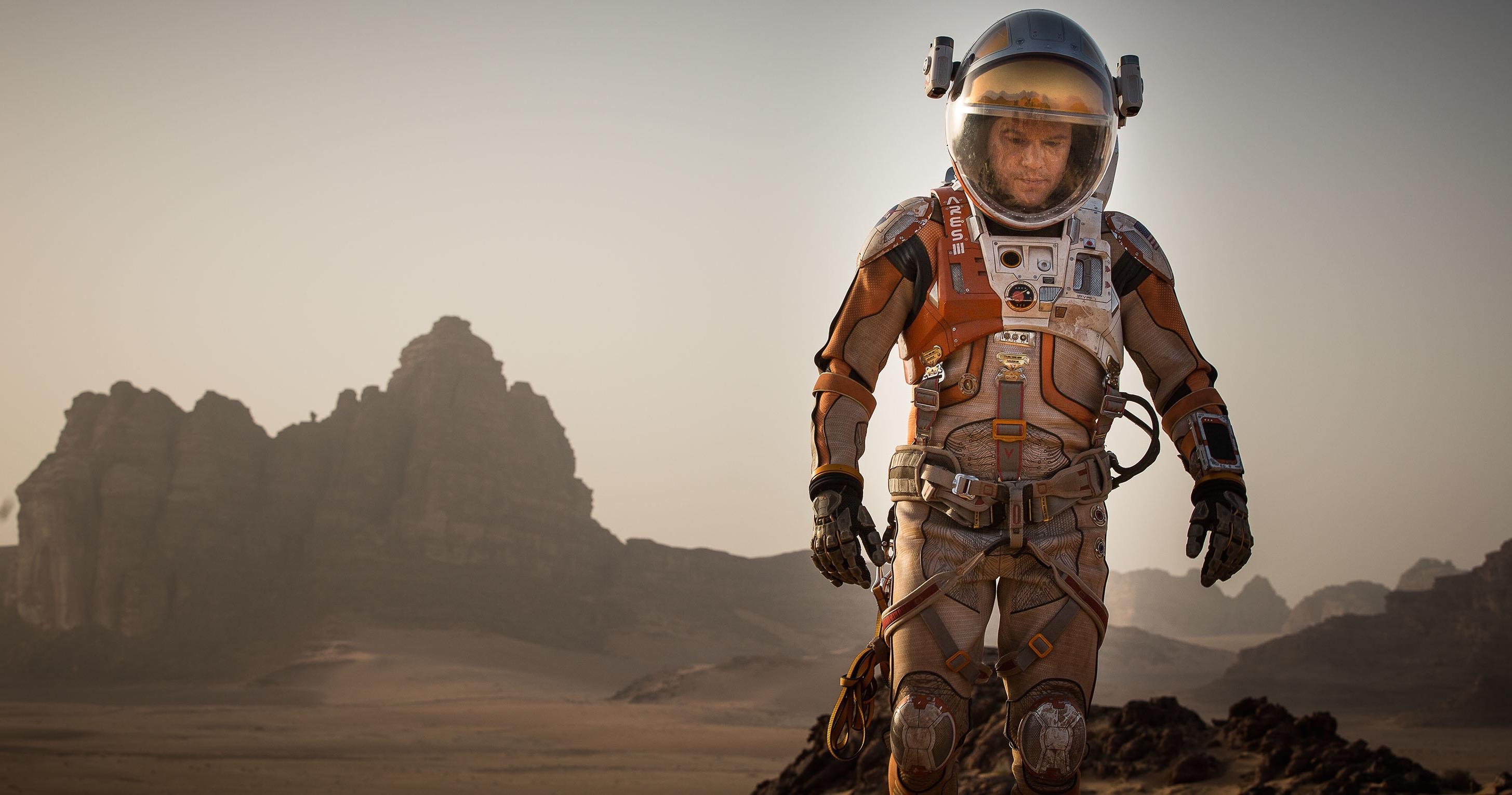 The Martian 2018