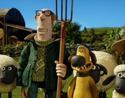 Shaun the Sheep Movie 2019